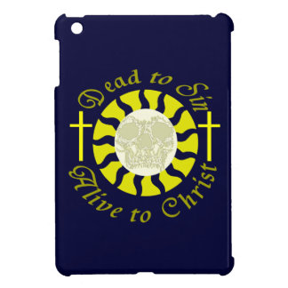 Muertos a sin - vivo a Cristo: 6:11 de los romanos iPad Mini Cárcasas