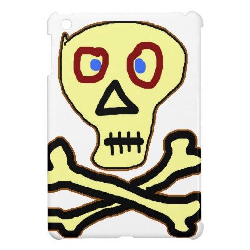 muertos agraciados del cráneo y de los huesos