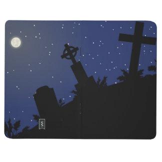 ¡MUERTOS DE LA NOCHE! (piedras sepulcrales - Cuaderno Grapado