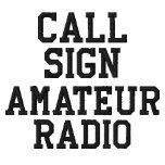 Muestra aficionada de la llamada por radio