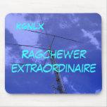 Muestra aficionada Ragchew Mousepad de la llamada