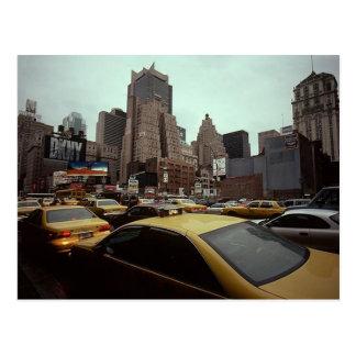 Muestra Broadway @ Houston de New York City DKNY d Tarjetas Postales