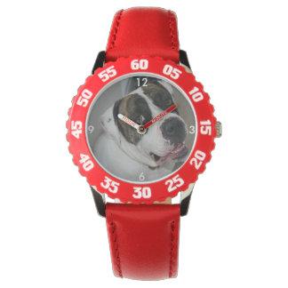 Muestra Catalejo giratorio que debe personalizarse Relojes De Mano