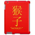 """Muestra china de la astrología del """"mono"""""""