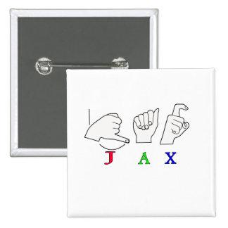 MUESTRA CONOCIDA ASL FINGERSPELLED DE JAX PINS