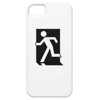 Muestra corriente de la salida de socorro de la iPhone 5 fundas