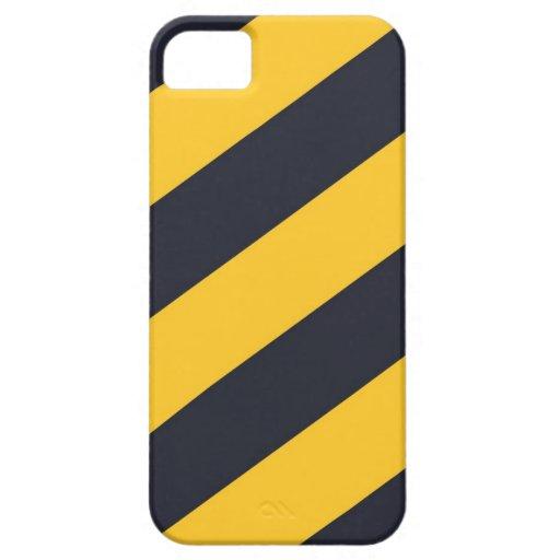 muestra cuidadosa de la tira iPhone 5 fundas