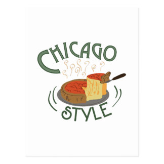 Muestra de Chicago Postales