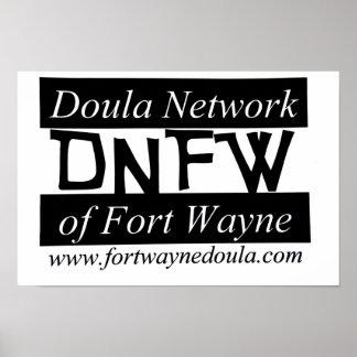 Muestra de DNFW Póster