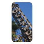 Muestra de Hollywood, Los Ángeles, California iPhone 4/4S Carcasa