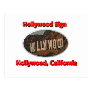 Muestra de Hollywood Postal