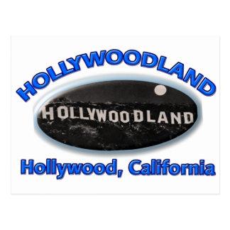 Muestra de Hollywoodland Postal