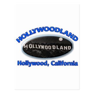 Muestra de Hollywoodland Tarjetas Postales
