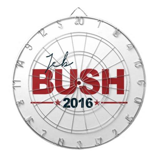 MUESTRA DE LA CAMPAÑA DE BUSH 2016 - .PNG TABLA DARDOS