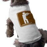 Muestra de la carretera del Biathlon Camisas De Perritos