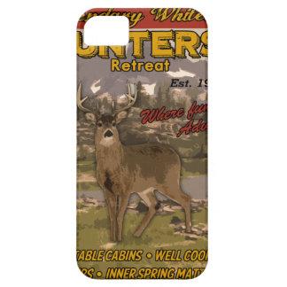 muestra de la caza del vintage iPhone 5 Case-Mate cárcasas