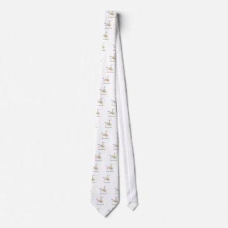 Muestra de la cuadrilla de la física del producto corbata personalizada