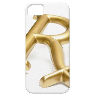 Muestra de la droga de Rx Funda Para iPhone 5 Barely There