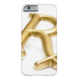 Muestra de la droga de Rx Funda Para iPhone 6 Barely There