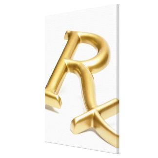Muestra de la droga de Rx Lona Envuelta Para Galerias