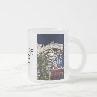Muestra de la isla del tesoro taza de café