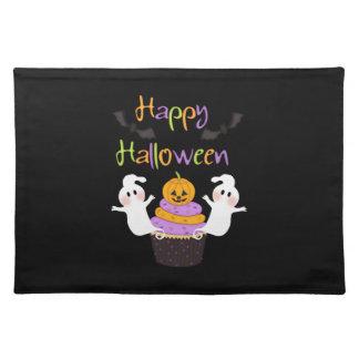 Muestra de la magdalena de Halloween Manteles
