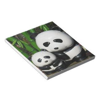 Muestra de la panda del parque zoológico de Ueno Bloc