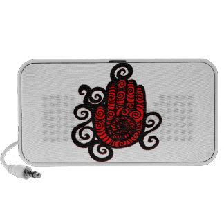 MUESTRA DE LA PAZ iPod ALTAVOCES