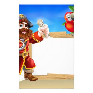 Muestra de la playa del pirata papeleria