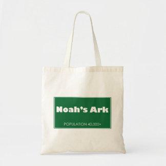 Muestra de la población de la arca de Noah