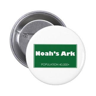 Muestra de la población de la arca de Noah Pins