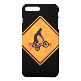 Muestra de la precaución de BMX Funda Para iPhone 7 Plus
