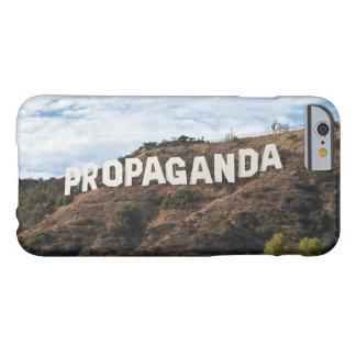 Muestra de la propaganda de Hollywood Funda Para iPhone 6 Barely There