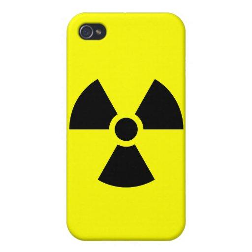 Muestra de la radiación iPhone 4/4S fundas