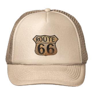 Muestra de la ruta 66 - productos múltiples gorras