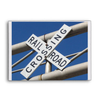 Muestra de la travesía de ferrocarril