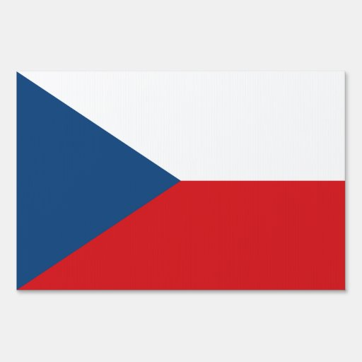 Muestra de la yarda de la bandera de la República  Señal