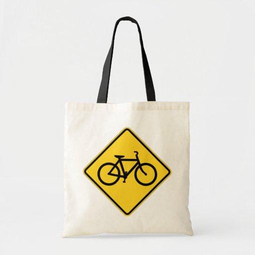muestra de las bicicletas bolsa