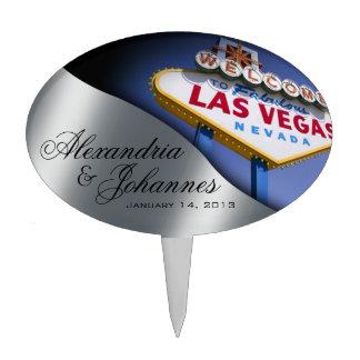 Muestra de Las Vegas del PRIMERO de la TORTA Figuras De Tarta