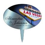 Muestra de Las Vegas del PRIMERO de la TORTA Decoraciones De Tartas