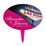 Muestra de Las Vegas del PRIMERO de la TORTA Figura De Tarta