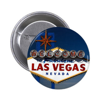Muestra de Las Vegas Pin Redondo 5 Cm