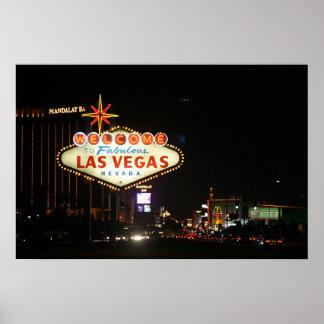 Muestra de Las Vegas Póster