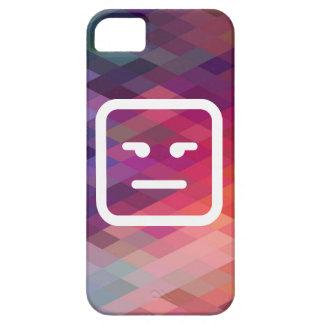 Muestra de los Emoticons de la vergüenza iPhone 5 Fundas