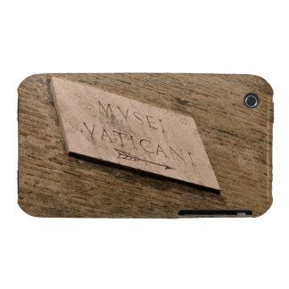 Muestra de los museos de Vatican, Roma, Italia iPhone 3 Cobreturas