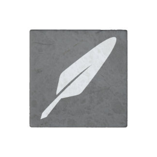 Muestra de los repuestos de las plumas imán de piedra