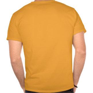 Muestra de movimiento lento del conductor de la camisetas