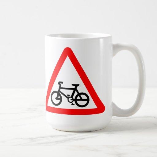 Muestra de producción de la bici taza