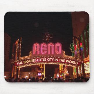 Muestra de Reno Tapetes De Ratones
