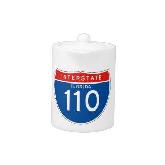 Muestra de un estado a otro 110 - la Florida